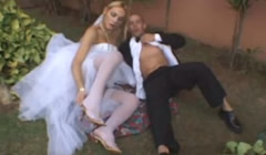 Su primera follada de recién casados