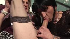 Viejas travestis con muchas ganas de sexo