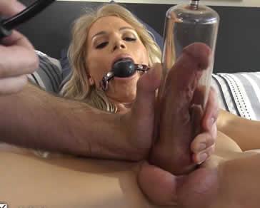 Porno Bondage Con Una Shemale Desconocida